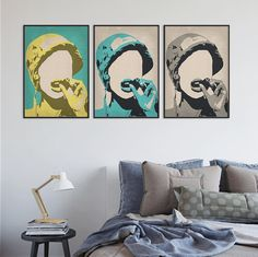 I dag lanserer vi en nye serie med plakater på Gallerome.com! Hver plakat er trykket i et begrenset opplag på 100 stk.