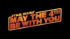 """""""May the 4th be with you."""" What started as pun warmly shared by fans has become a full-fledged Star Wars holiday: Star Wars Day, a special once-a-year celebration of the galaxy far, far away.   #events #franchise #galaxy #George Lucas #grassroots tradition #Happy Star Wars Day #May 4th #Star Wars #Star Wars Day"""