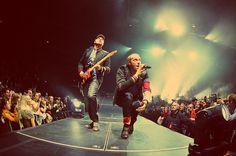 Jonny & Chris, viva la vida tour
