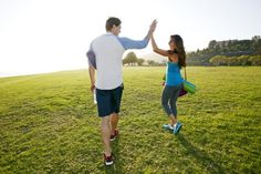 Why Exercising Outdoors is Good For Your Longevity