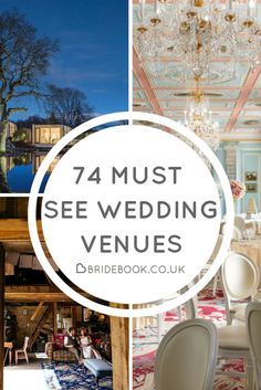 Bridebook brings you its list of favourite wedding venues across the UK so be sure to check it out! Sign up for free to Bridebook, and start planning your wedding the easy way.
