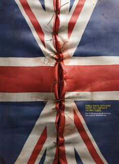 Female genital mutilation doesn't only happen in far away places. Advertising Agency: Ogilvy, UK