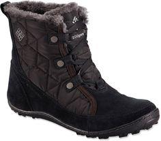 Columbia Female Minx Shorty Omni-Heat Boots - Women's