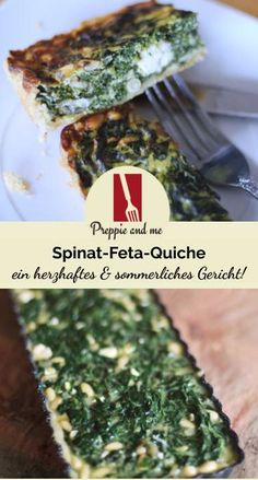 Spinat-Schafskäse Quiche!, Quiche, Spinat, feta, Schafskäse, Mittagessen, Mittag, warme Mahlzeit, Hauptgericht, sommerlich, leicht, herzhaft, vegetarisch, einfach, lecker, schnell, Preppie and me, preppie-and-me, Krups, Prep and Cook, Preppie, Prepi Veggie Recipes, Healthy Recipes, Veggie Food, Healthy Food, Krups Prep&cook, Cheese Quiche, Ricotta, How To Dry Basil, Spinach