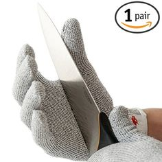 NoCry Cut Resistant Gloves - High Performance Level 5 Protection, Food Grade, Size Small-Medium. Free Ebook Included! NoCry http://www.amazon.com/dp/B00IVM1TKO/ref=cm_sw_r_pi_dp_pJFbvb07QNJMP
