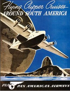 Around South America - Pan American Flying Clipper Cruises