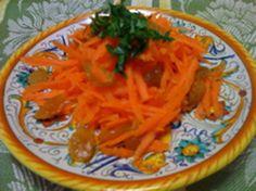 Liver Loving Recipes: Middle Eastern Carrot Salad