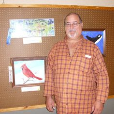 Ray M. from Pennsylvania. #FHR #Studio35 #ArtTherapy www.fellowshiphr.org