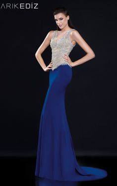 Tarik Ediz 92512 Dress - MissesDressy.com