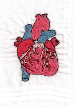 Embroidery by SheenaRamone