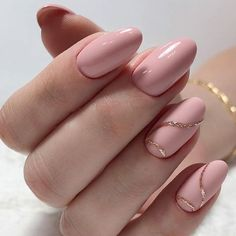 The advantage of the gel is that it allows you to enjoy your French manicure for a long time. There are four different ways to make a French manicure on gel nails. Pink Manicure, Nude Nails, Pink Nails, My Nails, Color Nails, Neutral Nails, Yellow Nails, Green Nails, Fall Nails