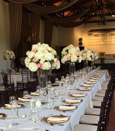Wedding at the Pond House West Hartford by Lane and Lenge Florist