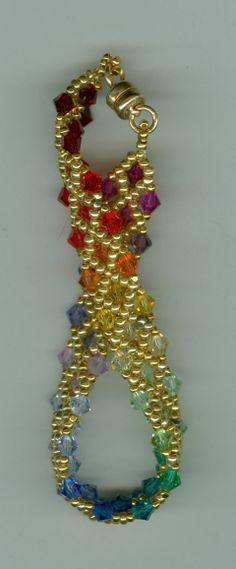 Swarovski Crystal Bracelet by Marcie Lynne