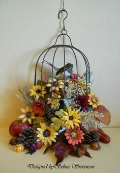 Selma's Stamping Corner and Floral Designs: Susan's Garden Gorgeous Flowers