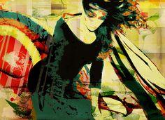 Mylene Farmer - Digital artwork