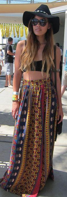 Festival Fashion: Coachella Inspiration