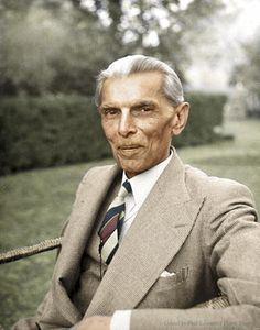 Quaid-i-Azam - Muhammad Ali Jinnah - lawyer, politician, and the founder of Pakistan.