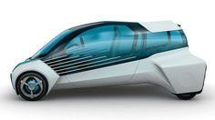 Toyota FCV Plus. uzay mekiği