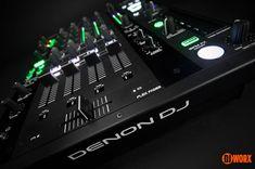 REVIEW: Denon DJ X1800 Prime mixer - https://djworx.com/review-denon-dj-x1800-prime-mixer/