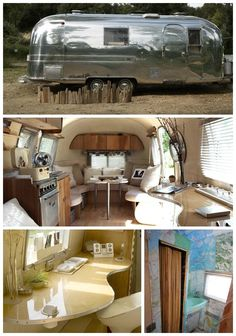 """RV Travels... -  """"Look at this 1967 Airstream trailer. Brain cannot compute how perfect this is. ..."""" : streetscenevintage"""