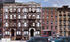 Led Zeppelin - Physical Graffiti - Classic Album Covers Google Street