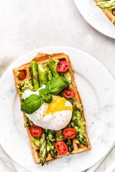 Avocado Toast, Vegetable Pizza, Guacamole, Hummus, Vegetables, Breakfast, Recipes, Food, Diet