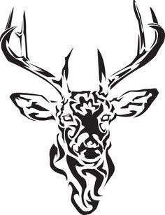 Celtic/Tribal Deer