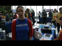 MakerKids Toronto - Digifest Toronto 2014 - YouTube Programming For Kids, Printers, 3d Printer, Toronto, News, Youtube, Kids Programs, Youtubers, Youtube Movies