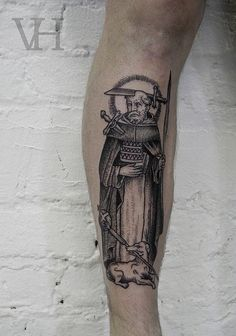 40 Tattoos Inspired By Engravings And Etchings