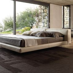 Double beds-Beds and bedroom furniture-Zenit-Désirée