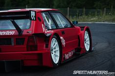 """The 1,000 hp """"LaSupra"""" 2JZ-powered Lancia Delta Evo is one of the most amazing cars I have seen in a long while."""