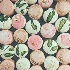 Macarons by Sweet an