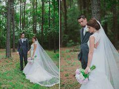 The Carriage House : Conroe TX Wedding : Blake + Morgan » Ashley Gillen Photography