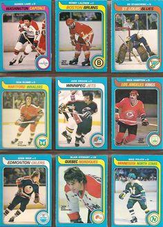 325-333 Gordie Lane, Bobby Lalonde, Ed Staniowski, Ron Plumb, Jude Drouin, Rick Hampton, Stan Weir, Blair Stewart, Mike Polich