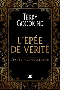 Attention événement ! L'Épée de Vérité – L'Intégrale, de Terry Goodkind : la saga entière en un volume. C'est là qu'on apprécie vraiment le poids plume de son #Cybook ! ;)