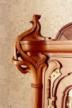 Image 3 of 19 from gallery of The Work of Victor Horta, Art Nouveau's Esteemed Architect. © Creative Commons user EmDee licensed under CC BY-SA Art Deco, Mobiliário Art Nouveau, Motifs Art Nouveau, Design Art Nouveau, Muebles Estilo Art Nouveau, Art Nouveau Arquitectura, Architecture Art Nouveau, Jugendstil Design, Art Nouveau Furniture