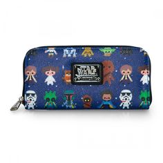 Loungefly x Star Wars Baby Character Print Wallet - Wallets