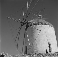 Greek islands - Retro Photography, and — Steemit-Paros. Photography by Zacharias Stellas.