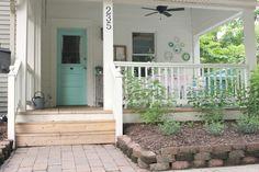 The Cottage Nest: Porch Life