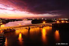 Iloilo River (Iloilo City, PHILIPPINES) Photo by: Raine Medina