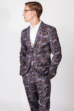 Made in Chelsea star Oliver Proudlock wearing coeur Oxford Shirt in white.  Available from www.coeur.uk.com