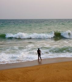 Beach of Grand Popo, Benin