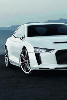Audi Quatro concept
