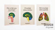 스웨덴 체인 약국 보르다포테케트 아이덴티티