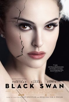 The Black Swan aka erotic ballerina mental deterioration :))) I loved this movie to bits, honestly.