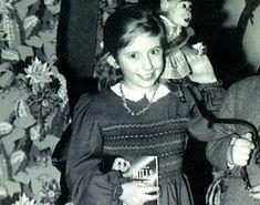 Clarissa Dickson Wright as a child.