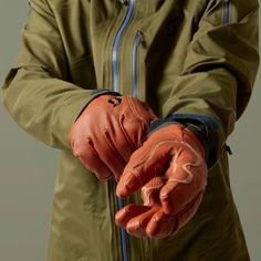 SCOTT Explorair Premium GTX Glove Scott Sports, Gloves, Leather, Skiers, Athlete, Mittens