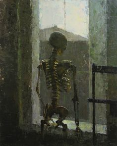 Dark art for our inner demons — sakrogoat: Mia Bergeron - The Empty Room Arte Obscura, Wow Art, Classical Art, Renaissance Art, Surreal Art, Art Plastique, Pretty Art, Aesthetic Art, Dark Art