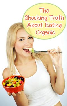 Top 5 Reasons to Eat Organic #nutrition #health
