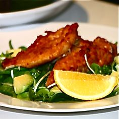 Quick, healthy & TASTY recipes for busy veterinary professionals. Your family will be seriously happy about this healthy version of KFC chicken. My whole family absolutely love them! Real Food Recipes, Chicken Recipes, Chicken Meals, Tasty, Yummy Food, Kfc, Food Cravings, Clean Eating Recipes, Tandoori Chicken